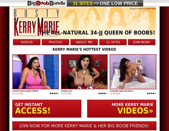 bustykerrymarie.com bustykerrymarie.com