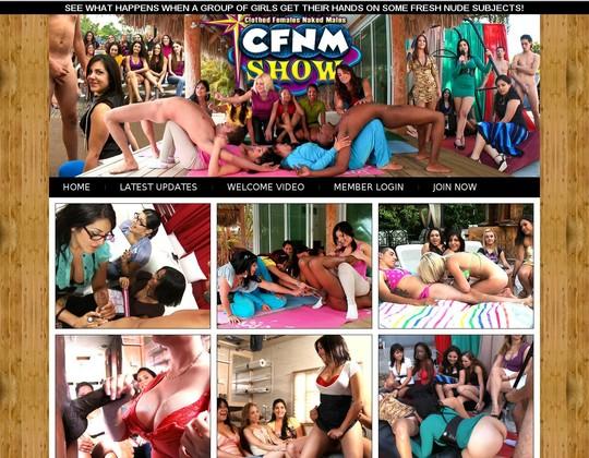 cfnm show cfnmshow.com
