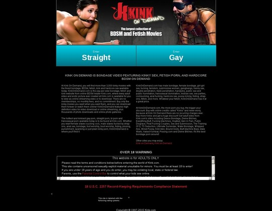 kink on demand kinkondemand.com