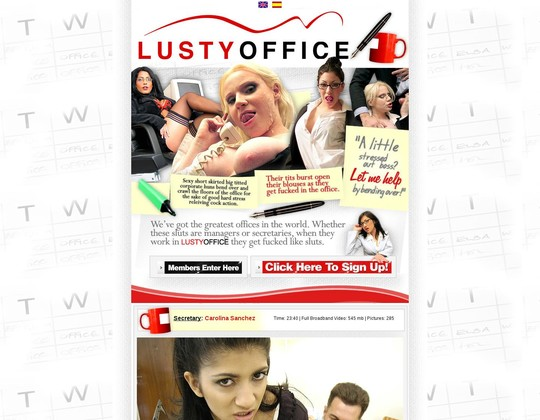 lusty office lustyoffice.com