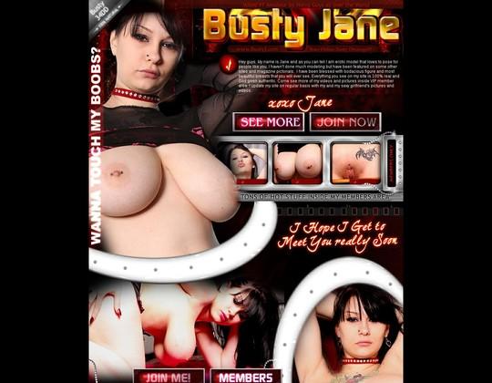 busty jane bustyj.com