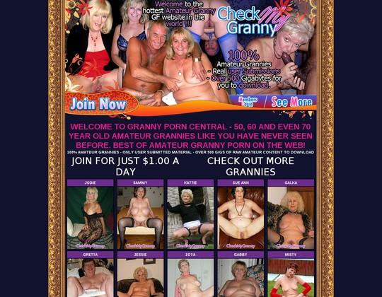 check my granny checkmygranny.com