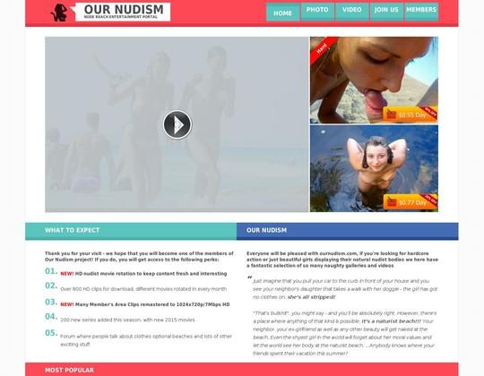 ournudism ournudism.com