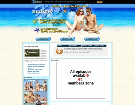 x-nudism x-nudism.com