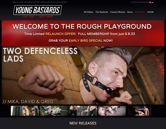 young bastards youngbastards.com