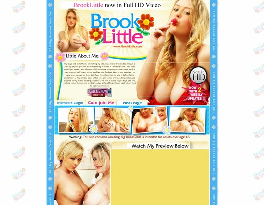 Brooklittle